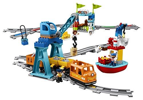 Lego 10875 - der große Review der Duplo Eisenbahn Güterzug 2018