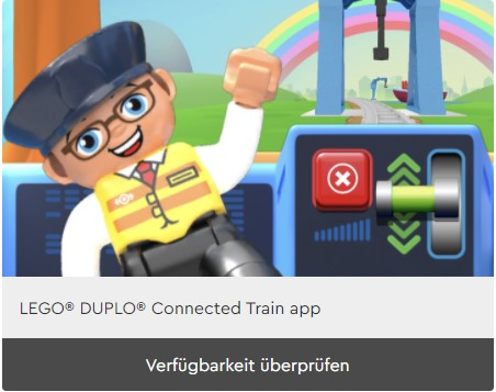 Lego Duplo Connected Train App - Download