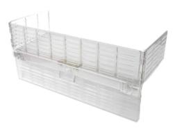 Reer 2003.9 - Herdschutzgitter Luxus transparent - 1