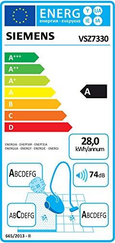 Siemens VSZ7330 Bodenstaubsauger
