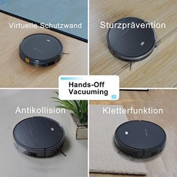 Tesvor X500  Saugroboter WLAN Alexa