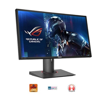 asus pg248q 24 zoll 61 cm monitor testsieger. Black Bedroom Furniture Sets. Home Design Ideas