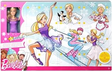 Barbie FTF92 Adventskalender 2018