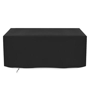 Dokon Abdeckung für Gartenmöbel 420D (242x162x100cm)