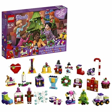 LEGO Friends Adventskalender 41353