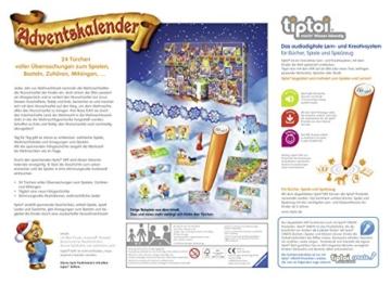 Ravensburger Tiptoi 00840 Adventskalender 2018