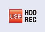 Sony XF7596 4K Ultra HD Fernseher Test 4K USB HDD Recorder