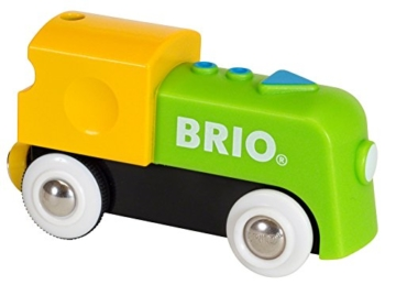 BRIO World 33705 - Mein erste Batterielok