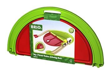 BRIO World 33711 - Mein erster Mitnehm-Spielkoffer