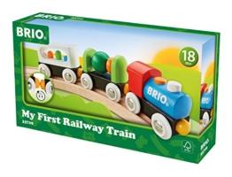 BRIO World 33729 - Mein Erster BRIO World Zug