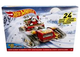 Hot Wheels DXH60 Adventskalender