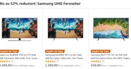 Samsung NU8009 Test im Angebot_Cyber-Monday-Woche