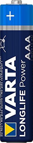 Varta Longlife Power Batterie AAA 24er Pack