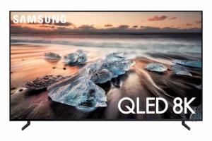 Samsung Q900 8K TV Test