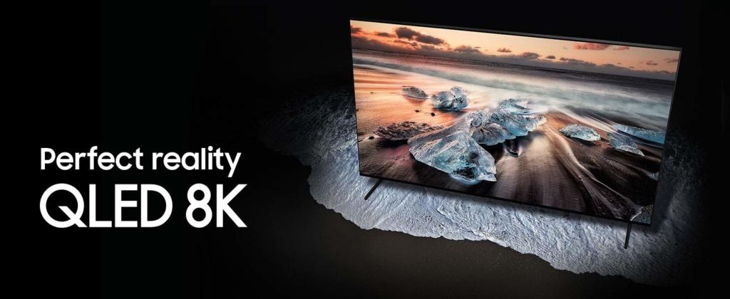 Samsung Q900 8K QLED Fernseher Test