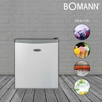Bomann GB 388 Gefrierbox silber A++