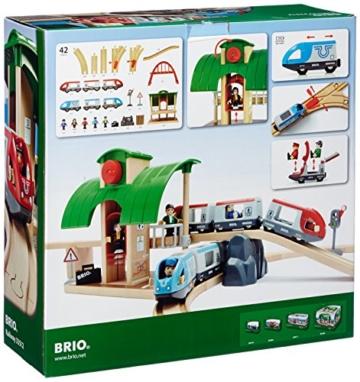BRIO World 33512 - Großes Reisezug Set