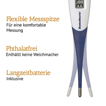 Domotherm Rapid - digitales Fieberthermometer