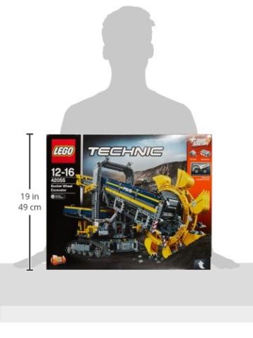 LEGO Technic 42055 - Schaufelradbagger