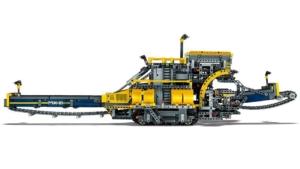 LEGO Technic 42055 Schaufelradbagger Umbau