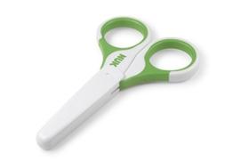 NUK 10256390 Baby Nagelschere grün