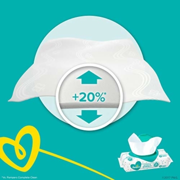 Pampers Sensitive Protect 18x52 Stück