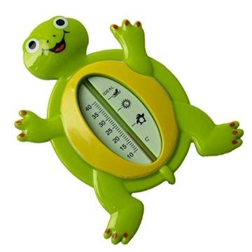 Reer 2499 Baby Badethermometer Schildkröte