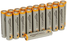 AmazonBasics Performance AAA Batterien 20 Stück