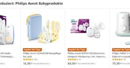 Avent Babypflege im Angebot des Tages