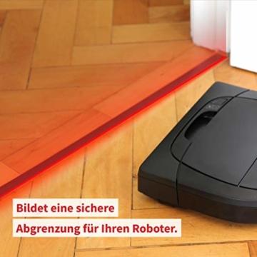 GAUDER Saugroboter Magnetband Begrenzung 3m