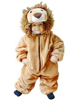 Löwen-Kostüm, F57 Gr. 92-98 Fasching