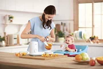 Philips AVENT SCF862/02 2-in1-Babynahrungszubereiter