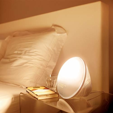Lichtwecker Philips HF3520/01 Wake-Up-Light