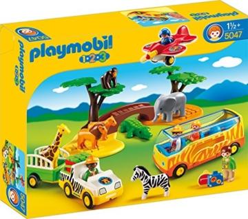 Playmobil 123 5047 - Große Afrika-Safari