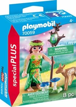 PLAYMOBIL 70059 Special Plus Elfe mit Reh