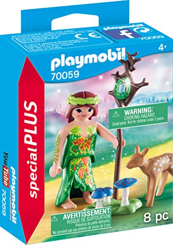 PLAYMOBIL 70059 Special Plus Elfe mit Reh