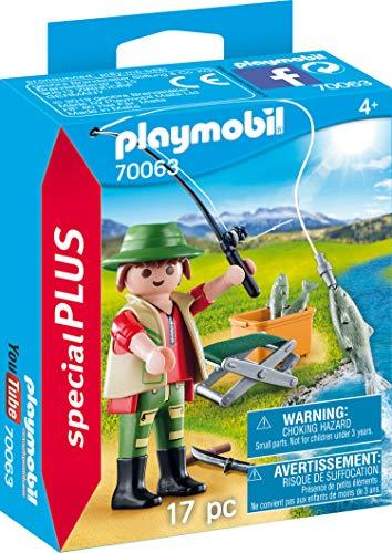 PLAYMOBIL 70063 Special Plus Angler