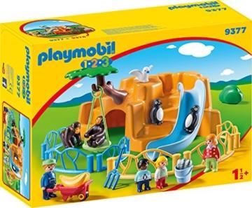 Playmobil Zoo 9377 - Zoo Spiel