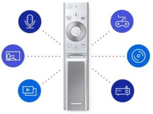 Samsung Q900 Test - One Remote Control