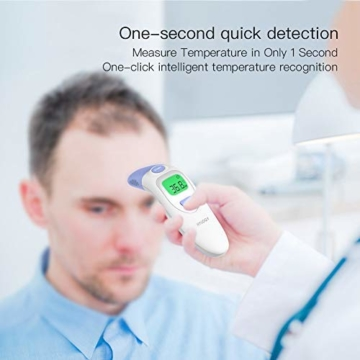 HYLOGY Stirnthermometer Ohrthermometer