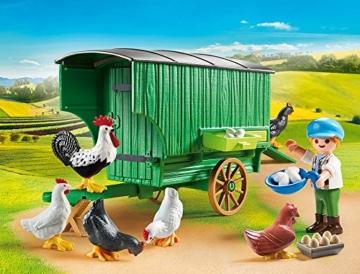 PLAYMOBIL 70138 Country Mobiles Hühnerhaus
