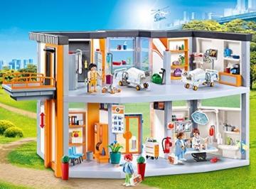 PLAYMOBIL 70190 City Life Das freundliche Krankenhaus