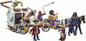 Playmobil 70073 - The Movie Charlie mit Gefängniswagen