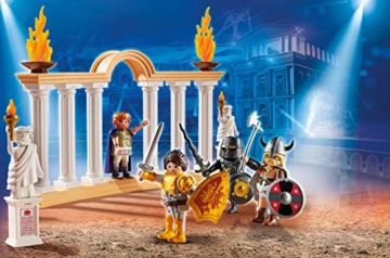 Playmobil 70076 - The Movie Kaiser Maximus im Colosseum