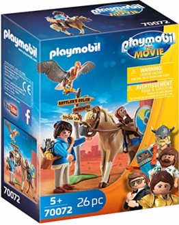 Playmobil 70072 - The Movie Marla mit Pferd