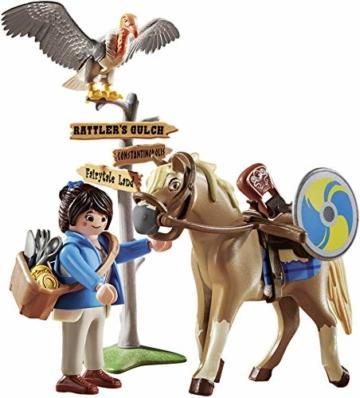 Playmobil 70072 - The Movie Marla mit Pferd