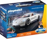 Playmobil 70078 - The Movie Rex Dasher's Porsche Mission E