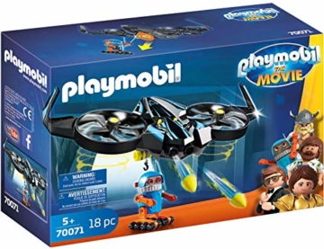 Playmobil 70071 - The Movie Robotitron mit Drohne