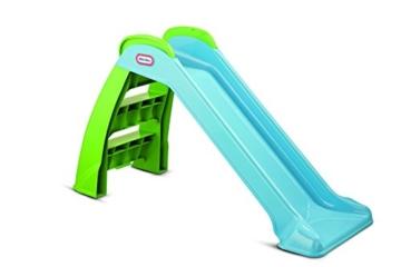 Little Tikes 172403E3 - Rutsche Basic grün/blau