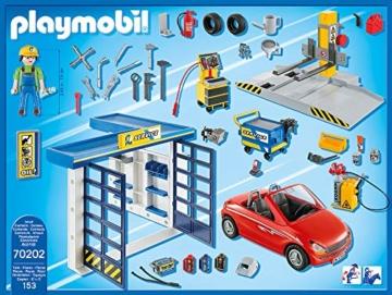 PLAYMOBIL 70202 Autowerkstatt
